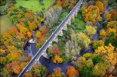 Autumn Avon Aqueduct